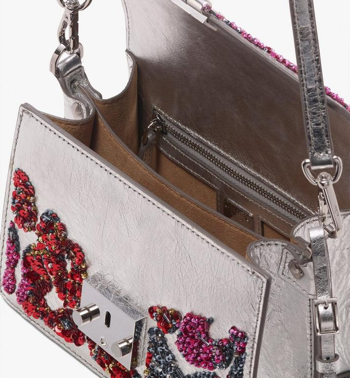 MCM Patricia Crossbody in Soft Sparkle Alternate View 5