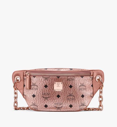 Essential Mini Crossbody Bag in Visetos