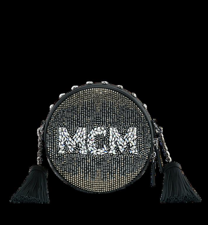 MCM Berlin Tambourine Crossbody in Mosaic Crystal Alternate View