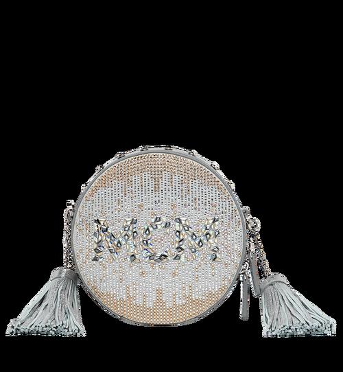 Berlin Tambourine Crossbody in Mosaic Crystal