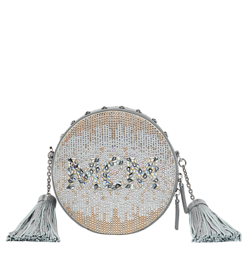 Berlin Tambourine Crossbody in Mosaic Crystal