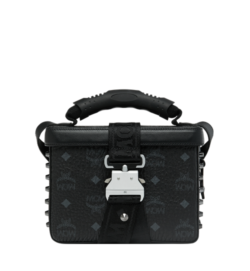 Jemison Crossbody-Tasche in Visetos