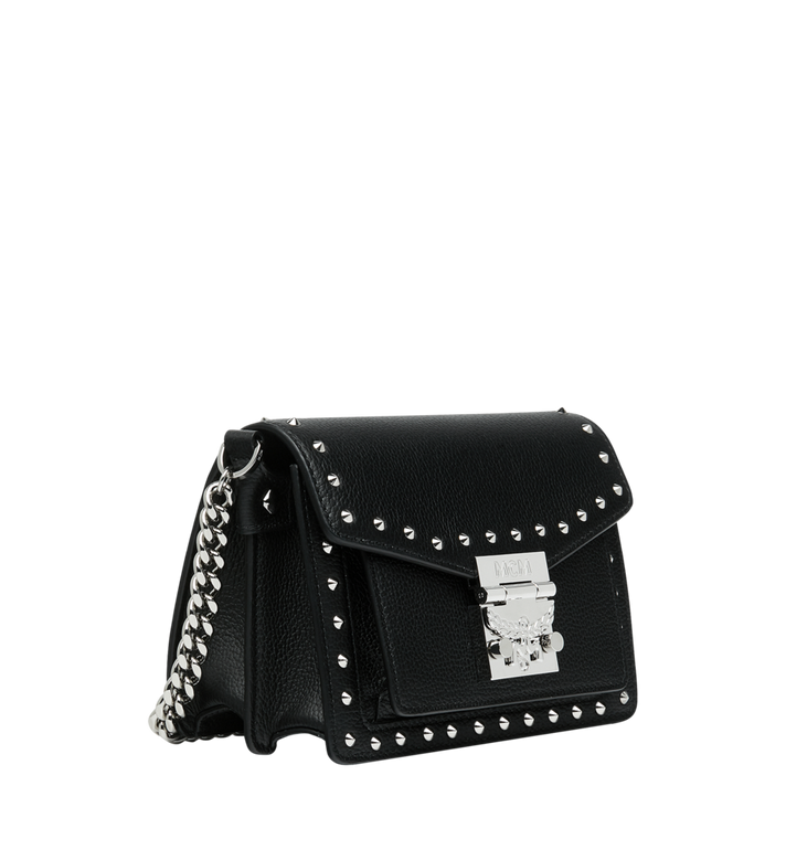 MCM Patricia Crossbody in Studded Outline Leather Alternate View 2