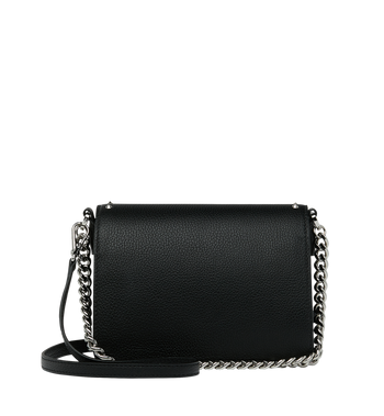 MCM Patricia Crossbody in Studded Outline Leather Alternate View 4
