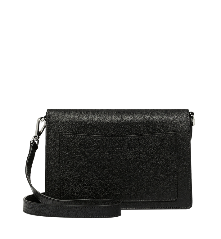 MCM Patricia Crossbody in Grained Leather AlternateView4