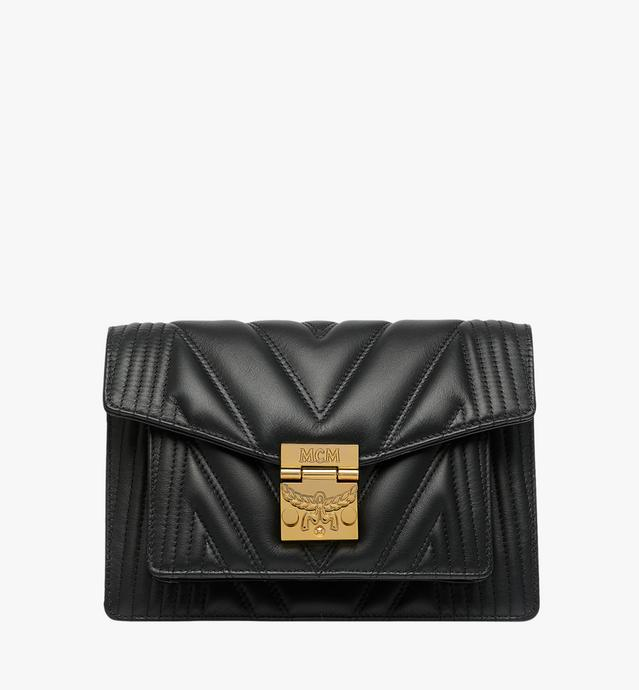 Patricia Crossbody in Quilted Leather