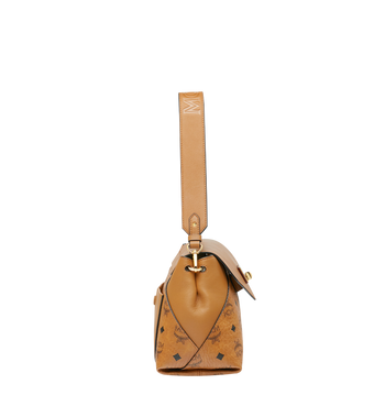 MCM Essential Crossbody-Tasche in Visetos Original Alternate View 3