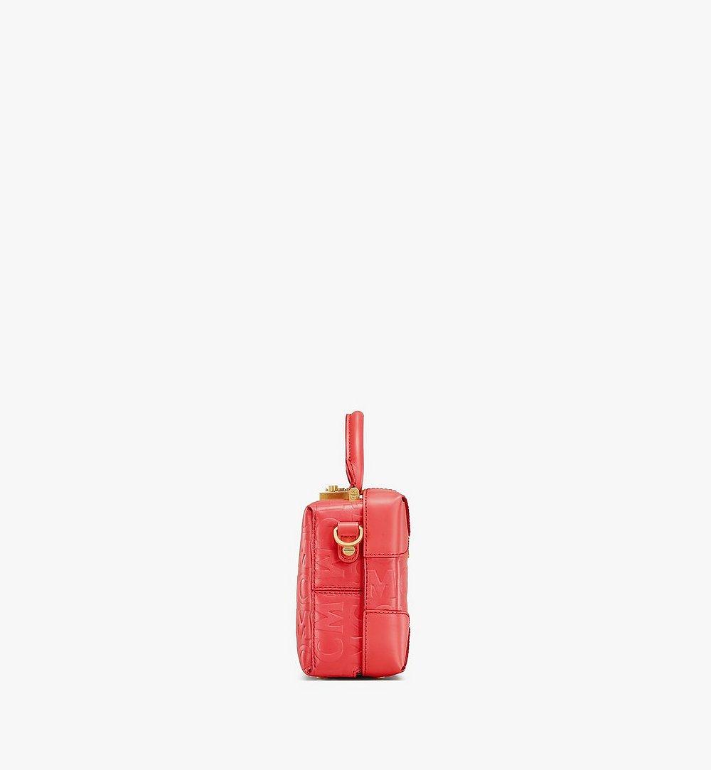 MCM Crossbody-Tasche SoftBerlin aus Leder mit MCM-Monogramm Multi MWRAABF01RP001 Noch mehr sehen 1