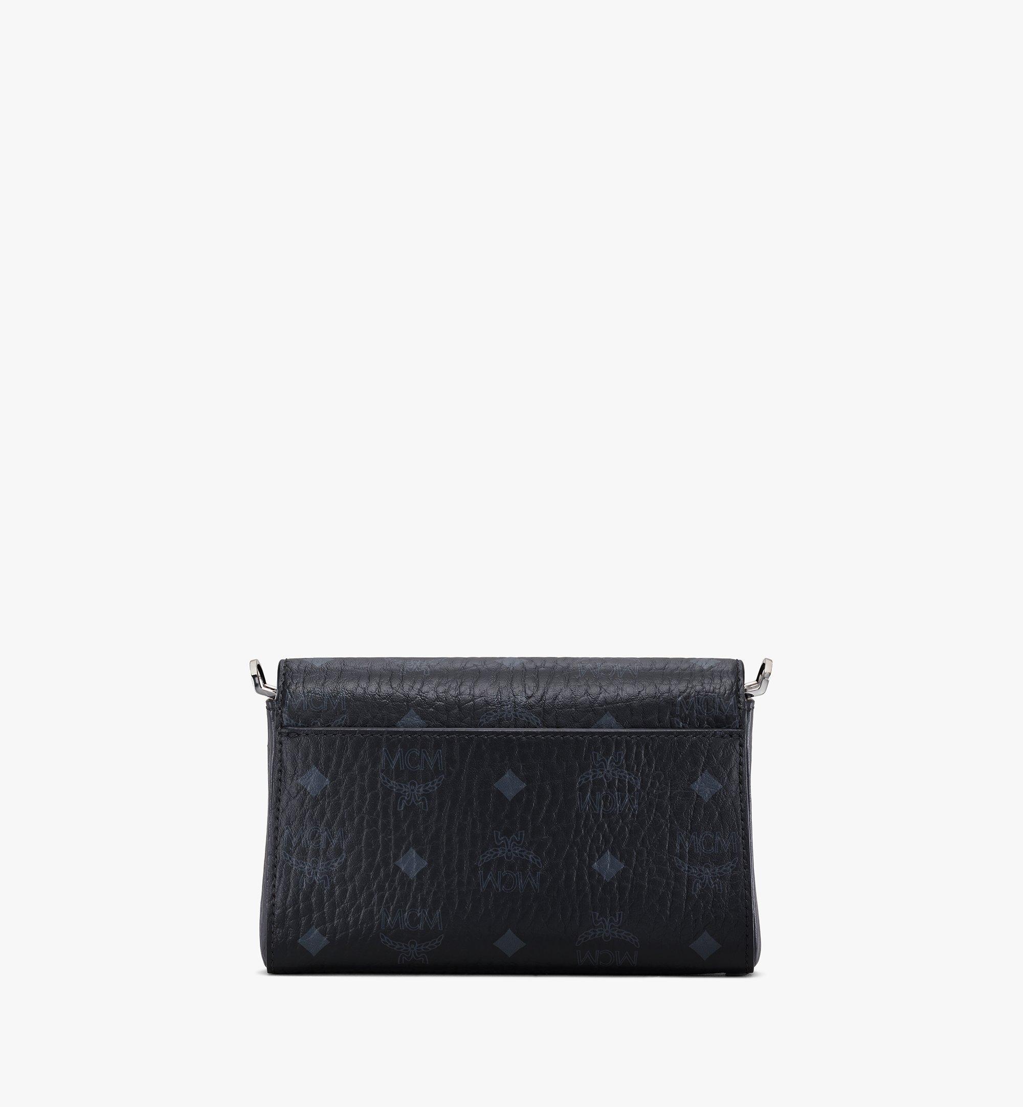 MCM Millie Crossbody-Tasche in Visetos Black MWRAAME03BK001 Noch mehr sehen 2