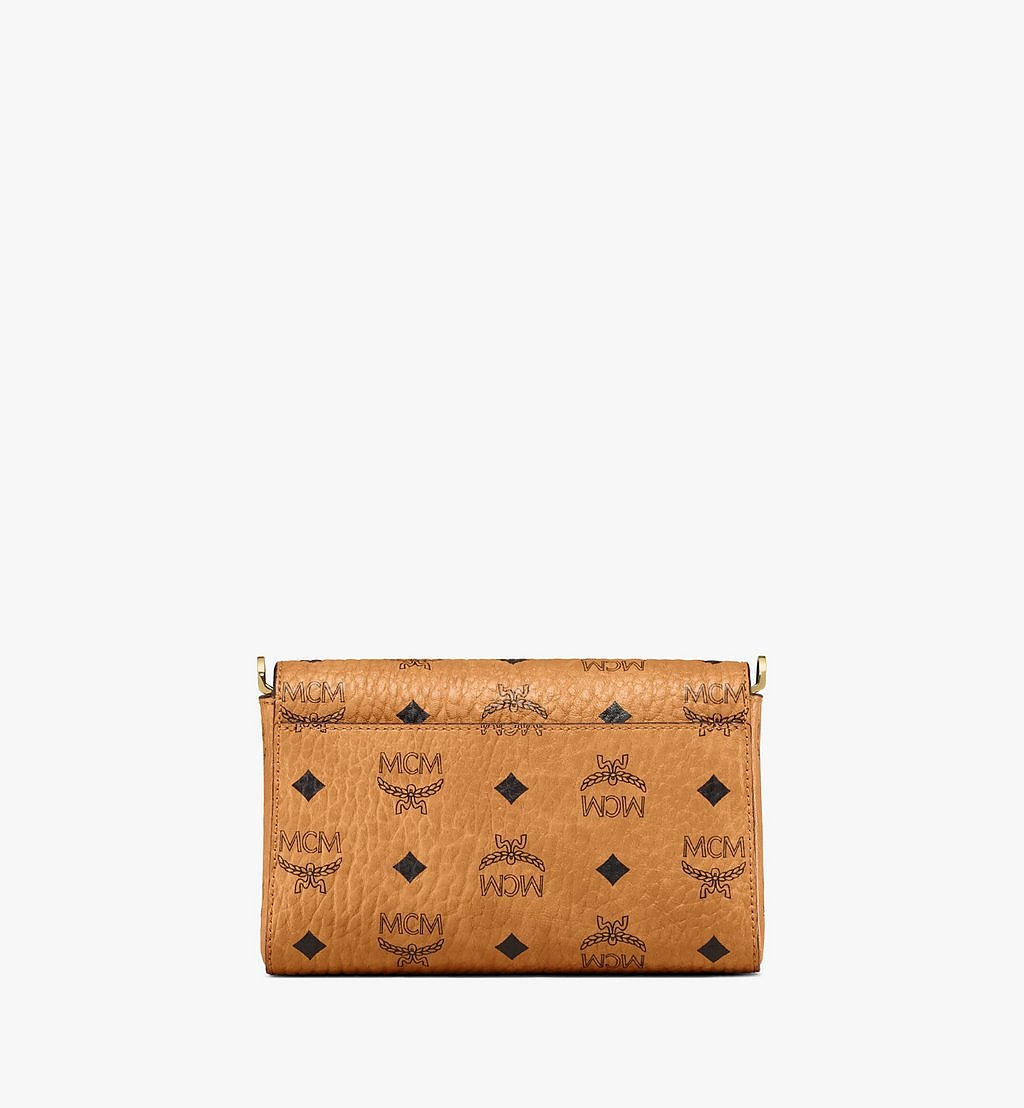 MCM Millie Crossbody-Tasche in Visetos Black MWRAAME03CO001 Noch mehr sehen 2