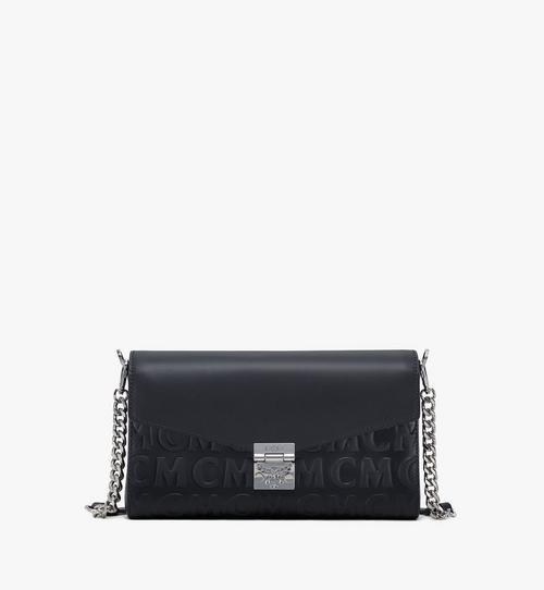 Millie Crossbody-Tasche aus Leder mit MCM-Monogramm