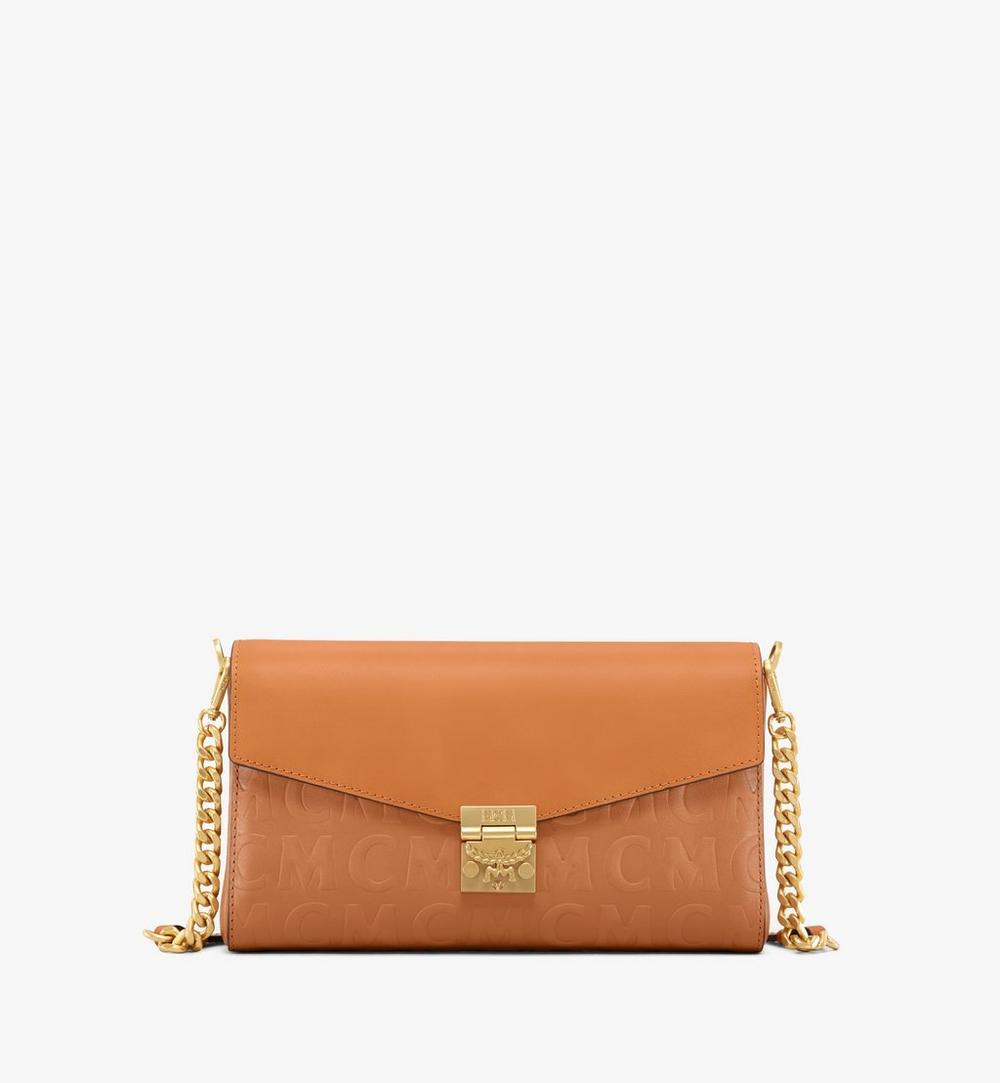 Millie Crossbody in MCM Monogram Leather 1