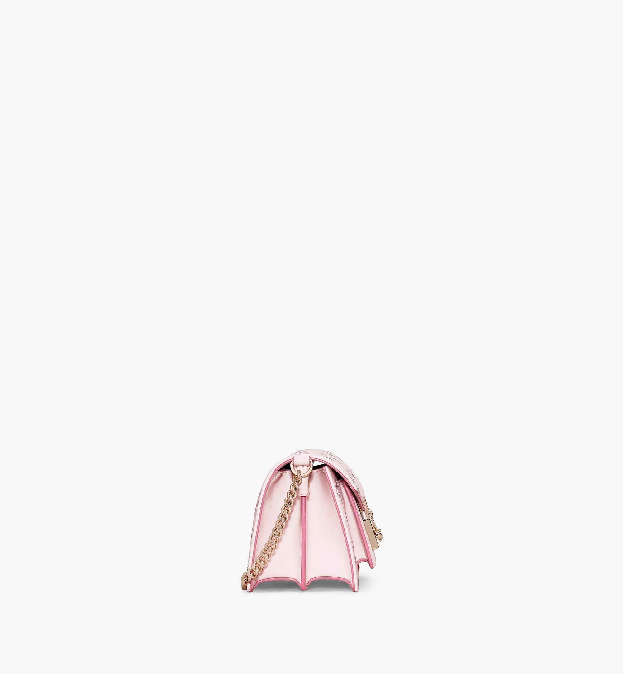 MCM 〈パトリシア〉クロスボディバッグ - ヴィセトス Pink MWRAAPA03QH001 ほかの角度から見る 1