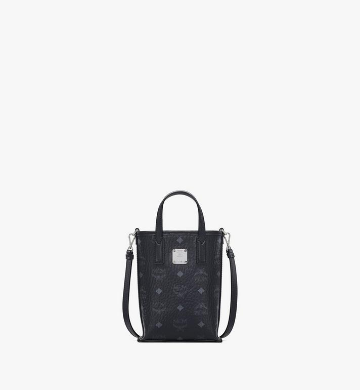 MCM Essential Crossbody Bag in Visetos Alternate View