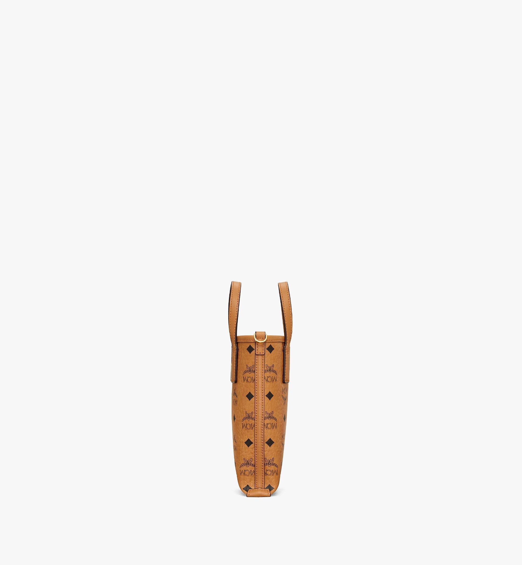 MCM Essential Crossbody Bag in Visetos Cognac MWRAASE03CO001 Alternate View 2