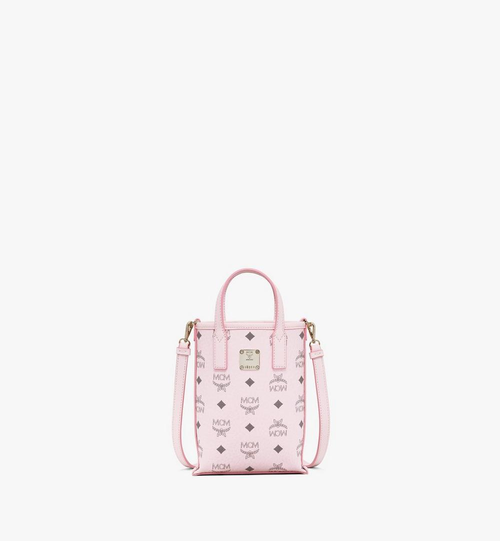 Essential Crossbody Bag in Visetos 1
