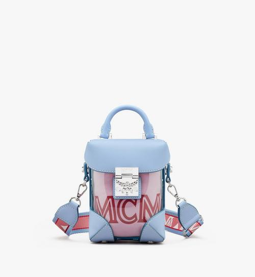 N/S Mini Soft Berlin Crossbody in Hologram