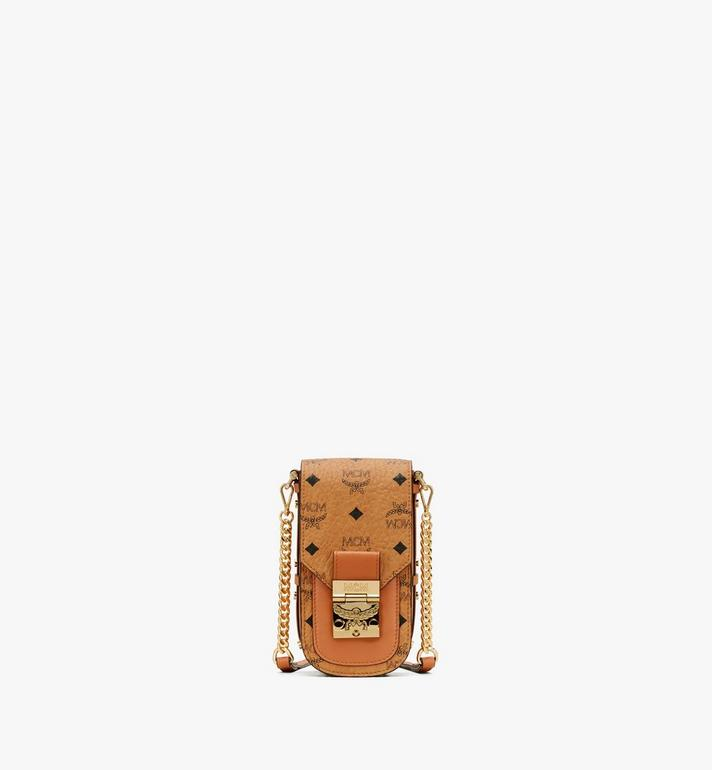 MCM Patricia Mini Crossbody in Visetos Alternate View