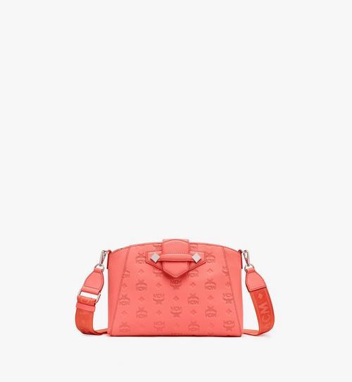 Essential Crossbody Bag in Monogram Leather