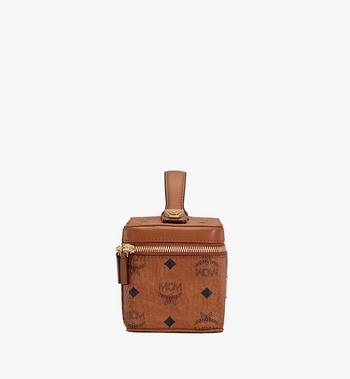 MCM 뉴 이어 시리즈(패치) 락스타 베니티 케이스 Cognac MWRASXL02CO001 Alternate View 2
