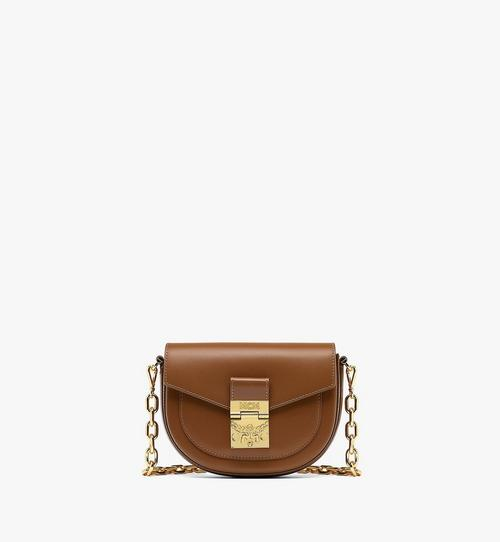 Patricia Crossbody in Embossed Spanish Leather