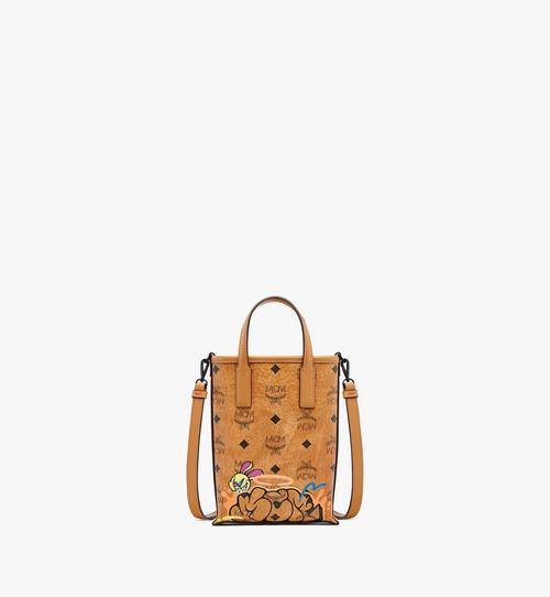 MCM x SAMBYPEN Crossbody in Visetos