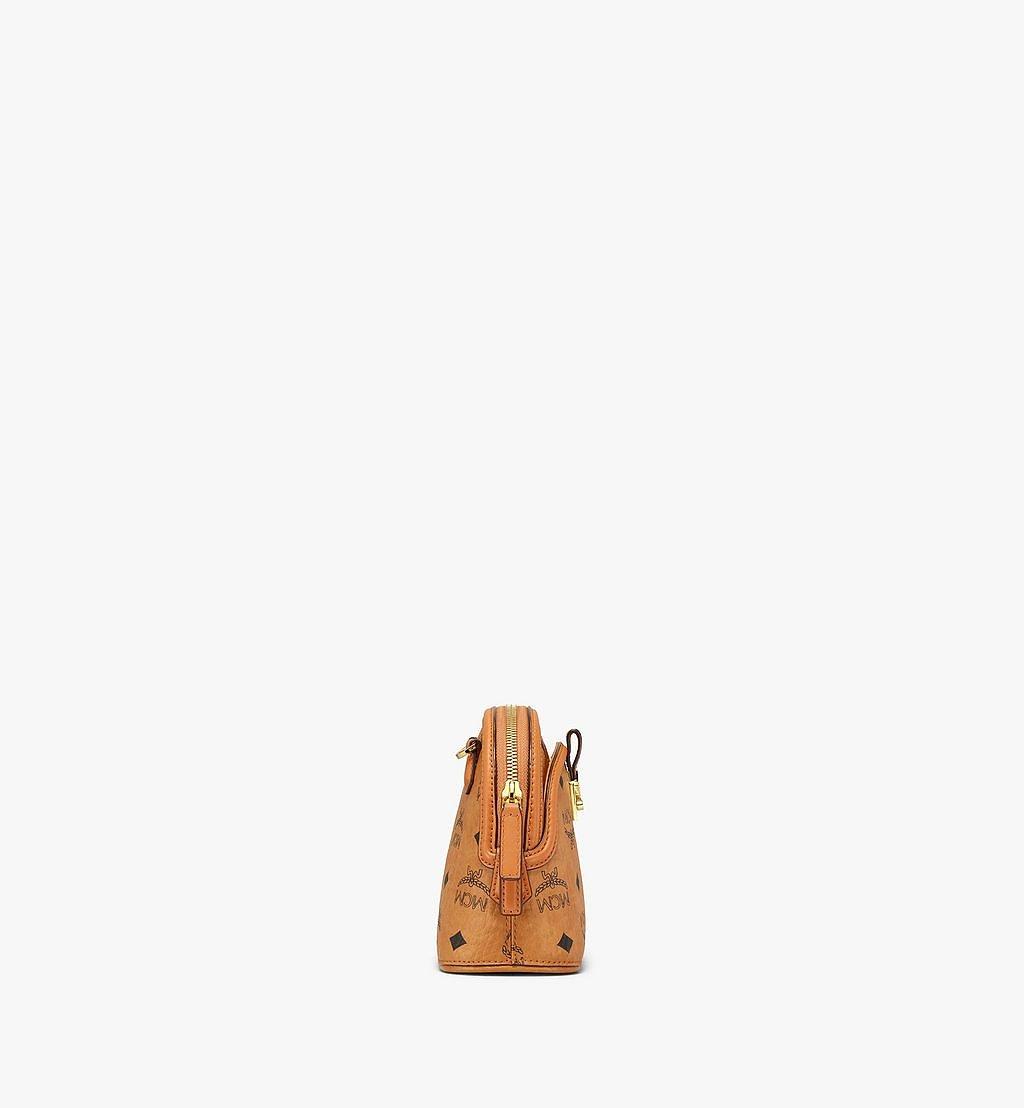 MCM Anna Crossbody-Tasche in Visetos Cognac MWRBSNN01CO001 Noch mehr sehen 1