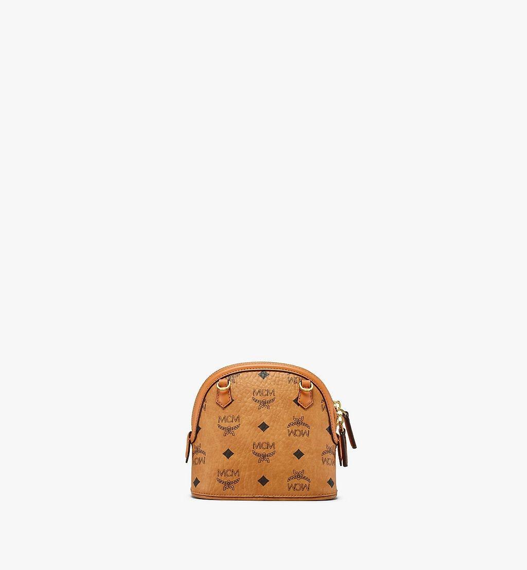 MCM Anna Crossbody-Tasche in Visetos Cognac MWRBSNN01CO001 Noch mehr sehen 3