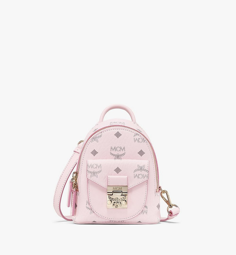 MCM Patricia Crossbody in Visetos  MWRBSPA01QH001 Alternate View 1