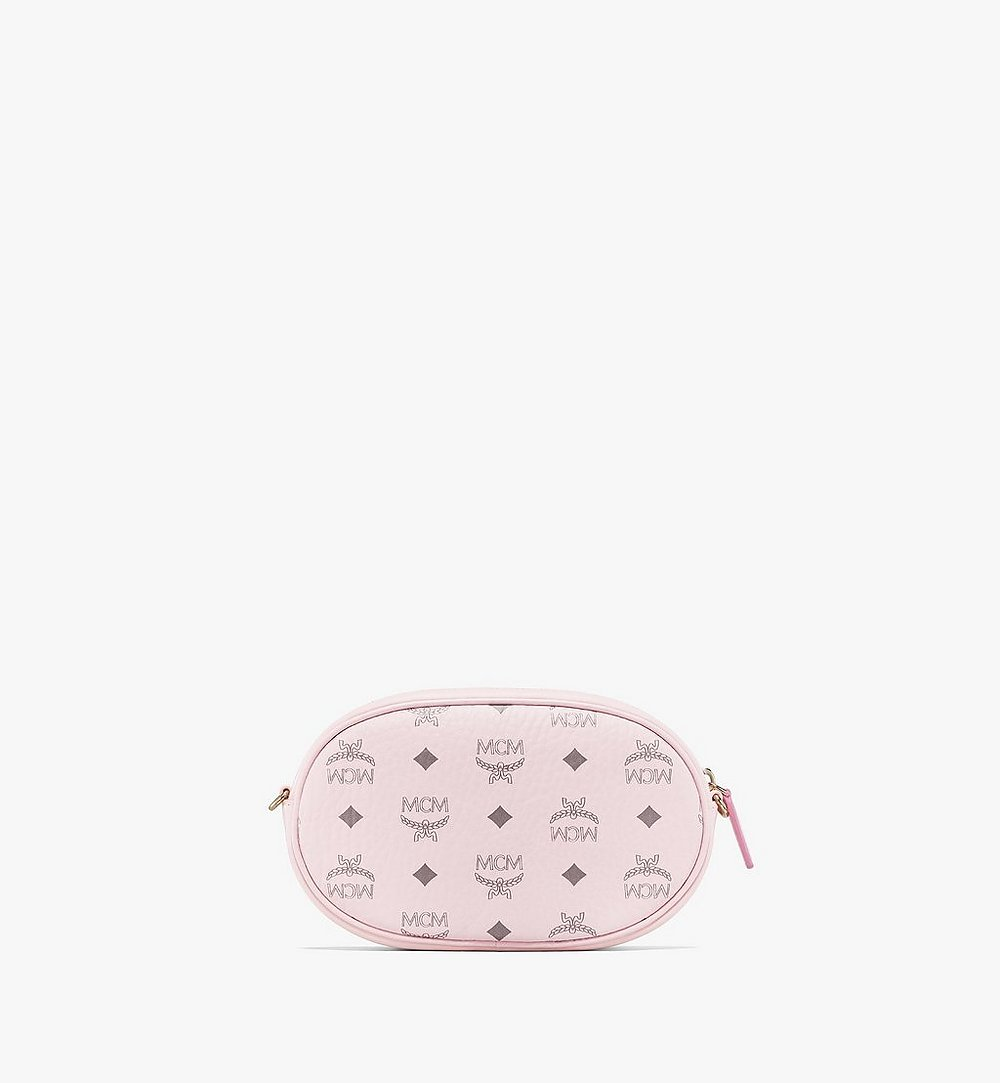 MCM Multifunktionale Essential Crossbody-Pouch in Visetos Original  MWRBSSE01QH001 Noch mehr sehen 3