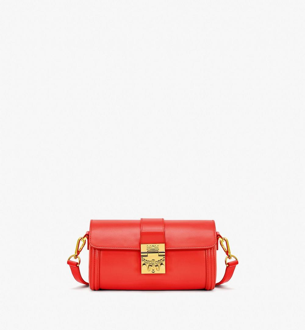 Tracy Crossbody in Embossed Spanish Leather 1