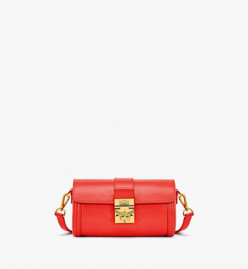 Tracy Crossbody in Embossed Spanish Leather