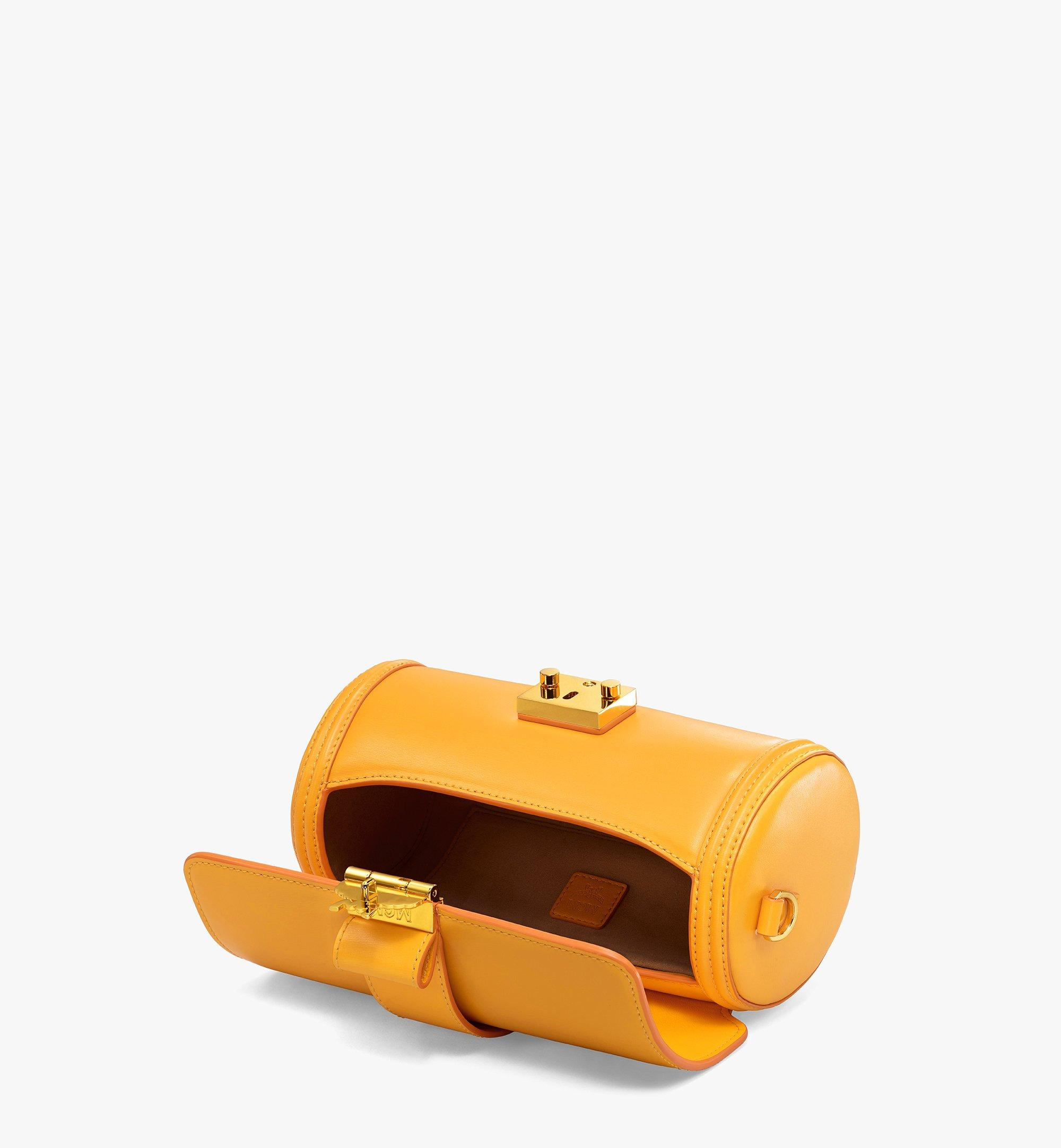 MCM 트레이시 엠보싱 스페니쉬 레더 크로스바디 Yellow MWRBSXT02Y2001 다른 각도 보기 2