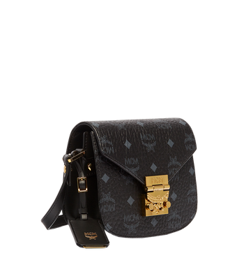 MCM Patricia Shoulder in Visetos Alternate View 2