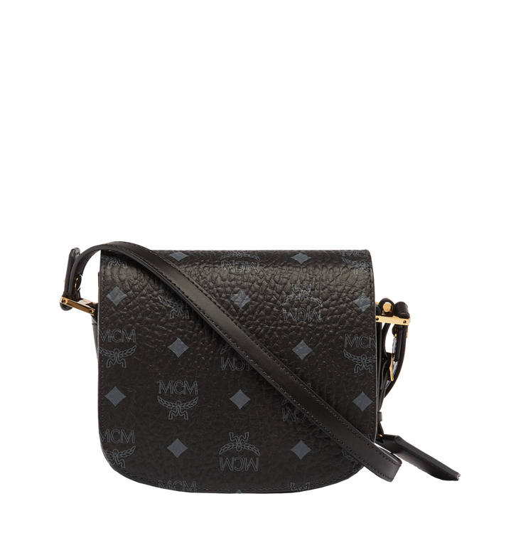 MCM Patricia Shoulder in Visetos Alternate View 4