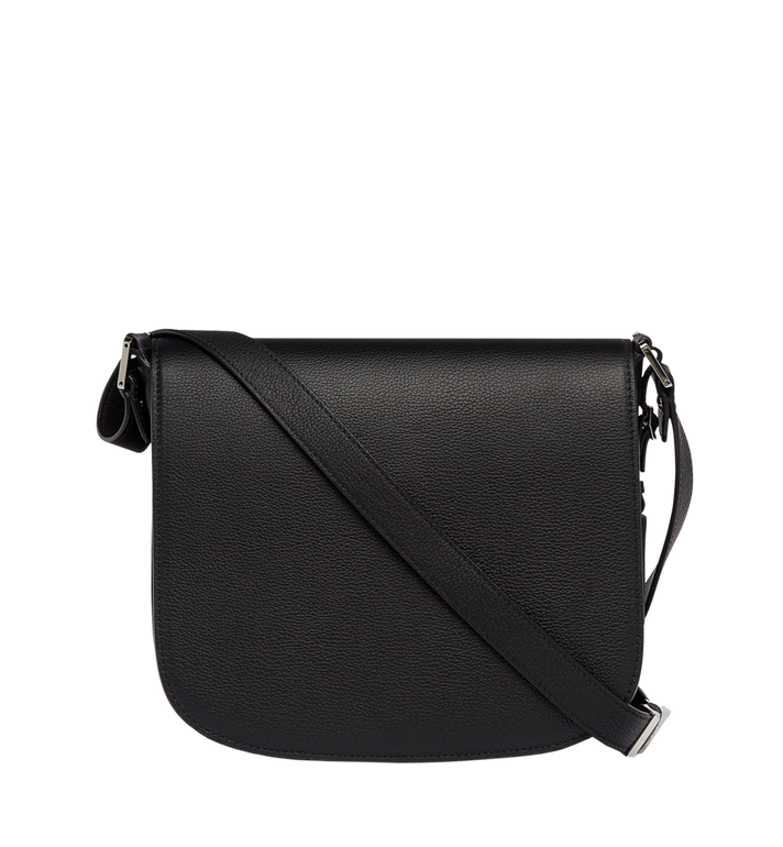 MCM Patricia Shoulder in Grained Leather AlternateView4