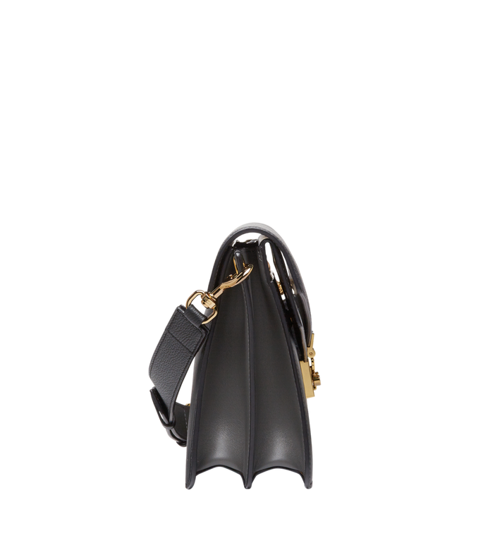 MCM Mezzanin Shoulder Bag in Colorblock Leather MWS8AMZ54BK001 AlternateView3