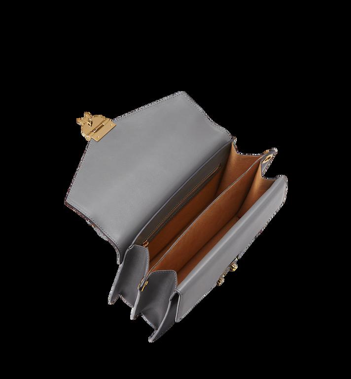 MCM Mezzanin Shoulder Bag in Colorblock Leather MWS8AMZ54BK001 AlternateView5
