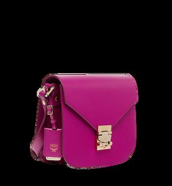 MCM Patricia Shoulder Bag in Vachetta Leather MWS8APA01UK001 AlternateView2