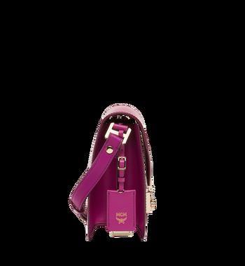 MCM Patricia Shoulder Bag in Vachetta Leather MWS8APA01UK001 AlternateView3