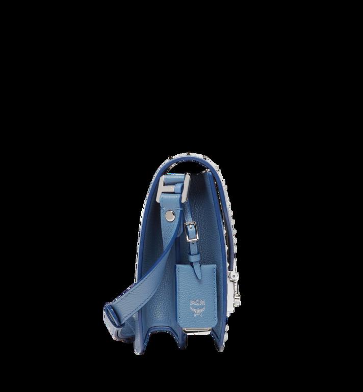 MCM Patricia Shoulder Bag in Studded Outline Leather MWS8APA17HF001 AlternateView3