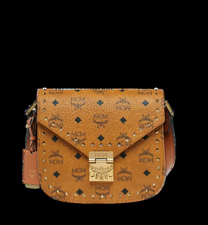 MCM Patricia Shoulder Bag in Studded Outline Visetos MWS8APA24CO001  AlternateView 453b0c94183ca