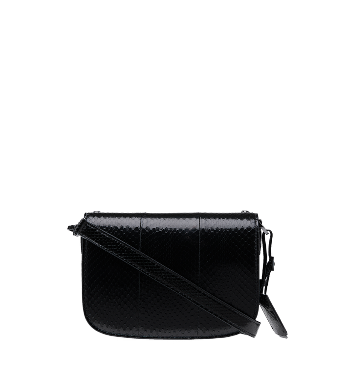 MCM Patricia Shoulder Bag in Exotic Crystal Leather Alternate View 3