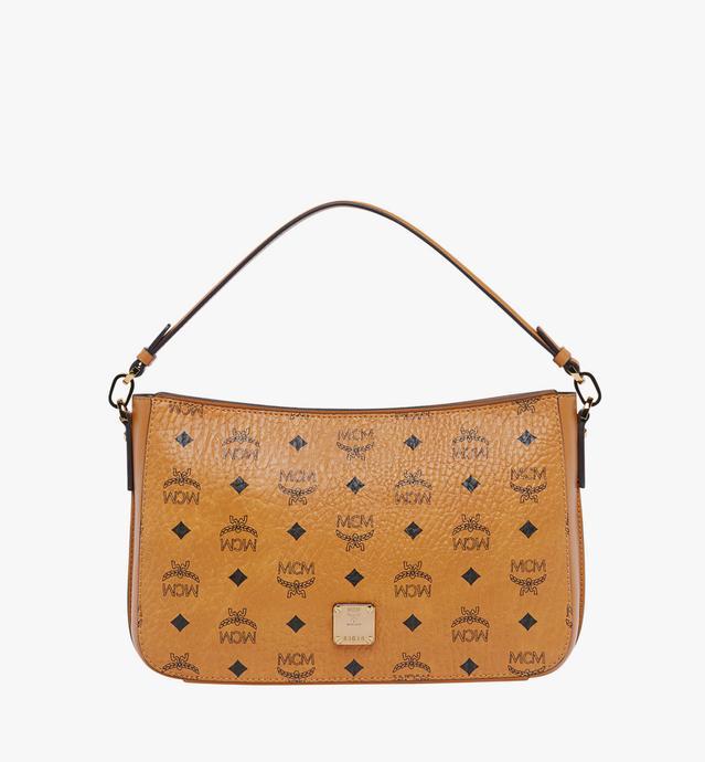 Essential Shoulder Bag in Visetos Original