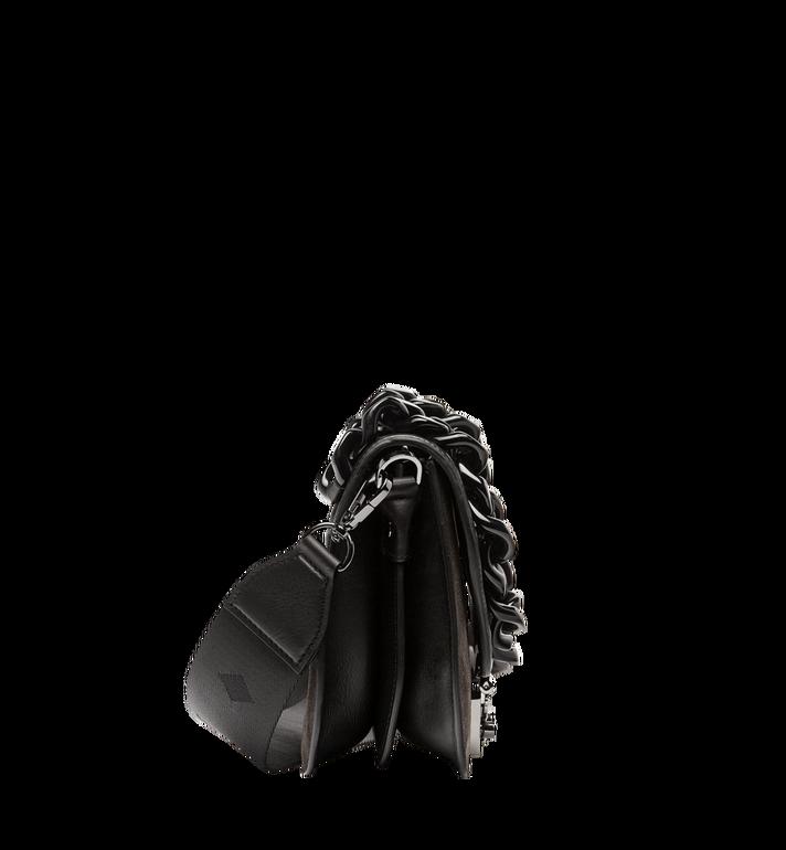 MCM Trisha Chain Shoulder Bag in Suede MWS8ATS21EP001 AlternateView3