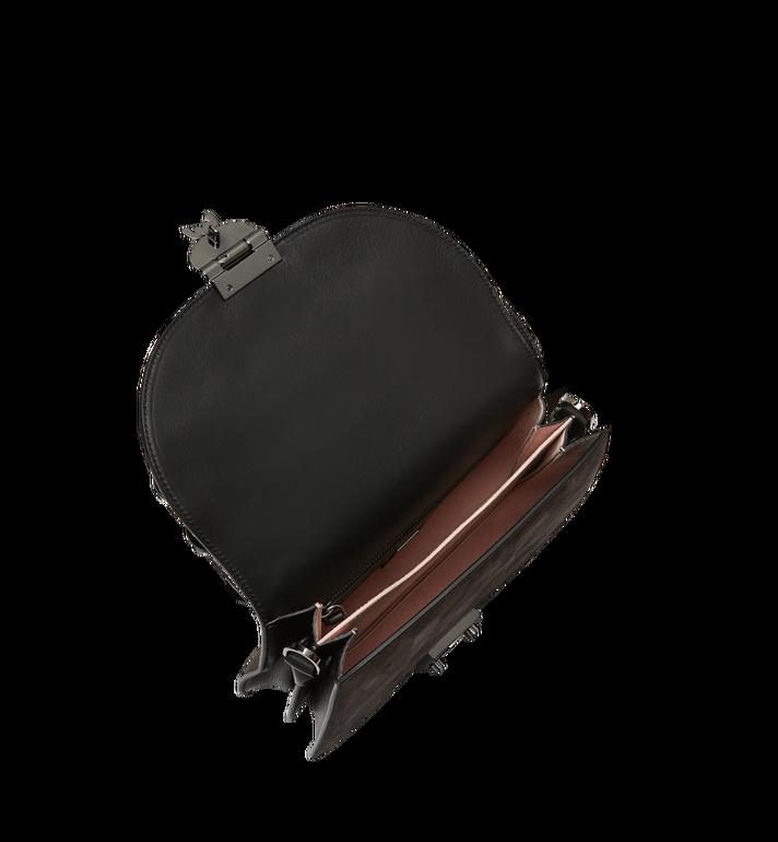 MCM Trisha Chain Shoulder Bag in Suede MWS8ATS21EP001 AlternateView5