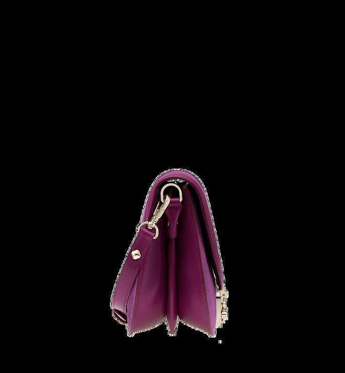 MCM Trisha Shoulder Bag in Suede MWS8ATS94UK001 AlternateView3