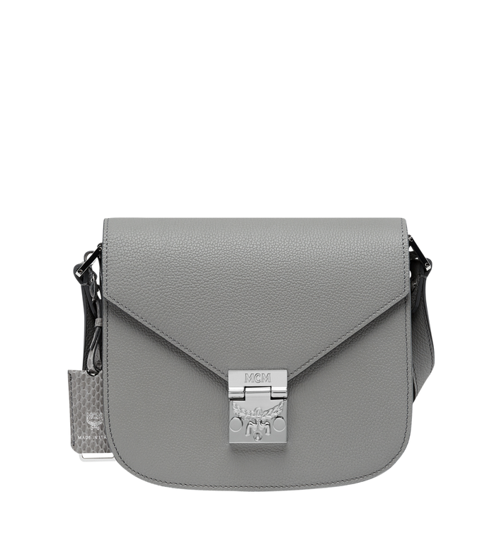MCM Patricia Shoulder in Grained Leather AlternateView
