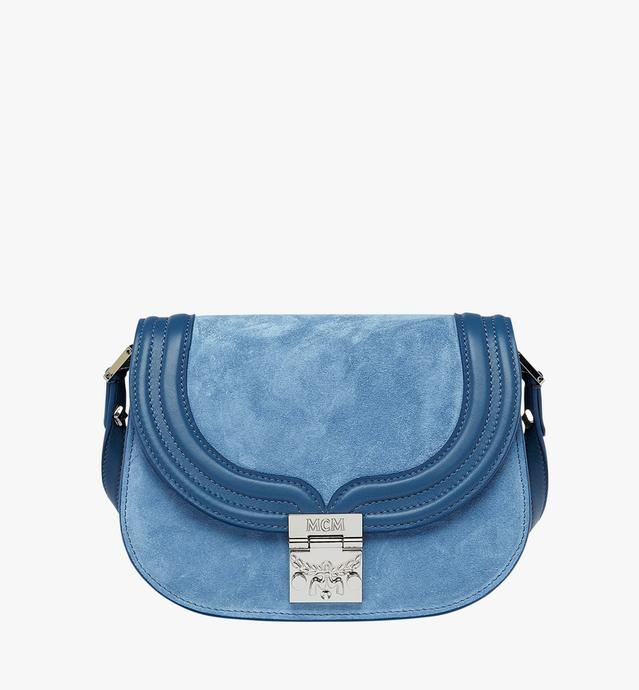 Trisha Shoulder Bag in Suede