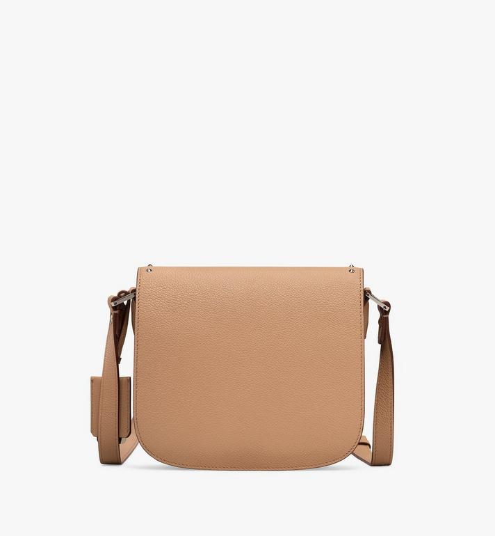 MCM Patricia Shoulder Bag in Studded Park Ave Leather Alternate View 2